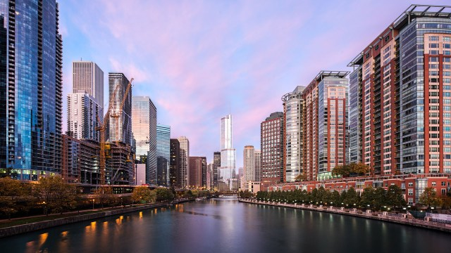 How to get different moods for cityscapes
