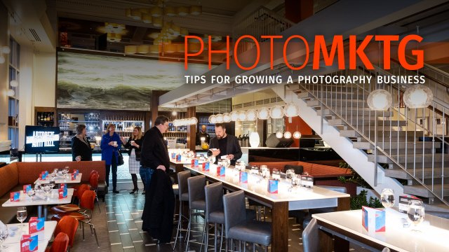 Photography Marketing: Sometimes it's not about the photos