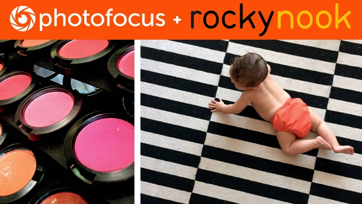 Rocky Nook Entusiast's Guide to Composition: Repeat repeat repeat