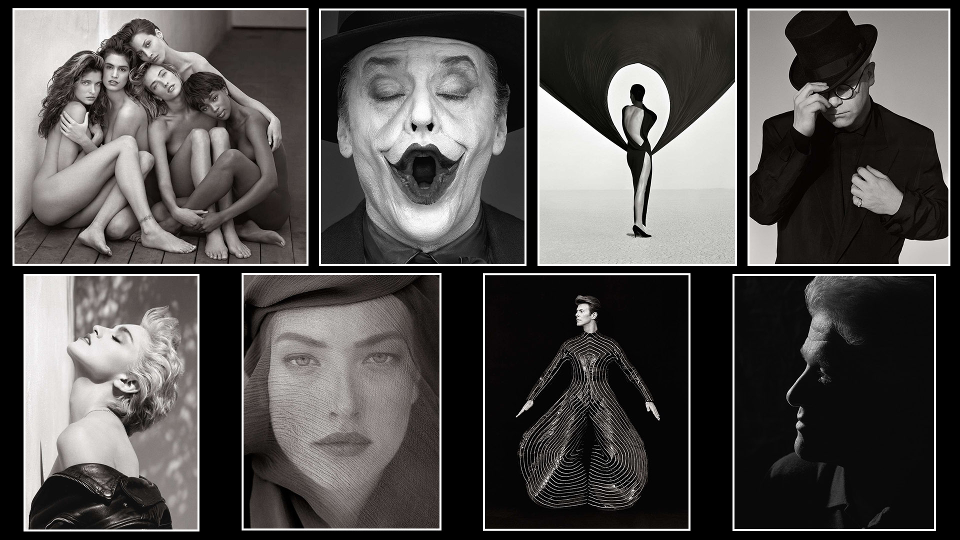 On Photography: The work of Herb Ritts