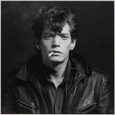 elf Portrait 1980 Robert Mapplethorpe 1946-1989 ARTIST ROOMS Acquired jointly with the National Galleries of Scotland through The d'Offay Donation with assistance from the National Heritage Memorial Fund and the Art Fund 2008 http://www.tate.org.uk/art/work/AR00225