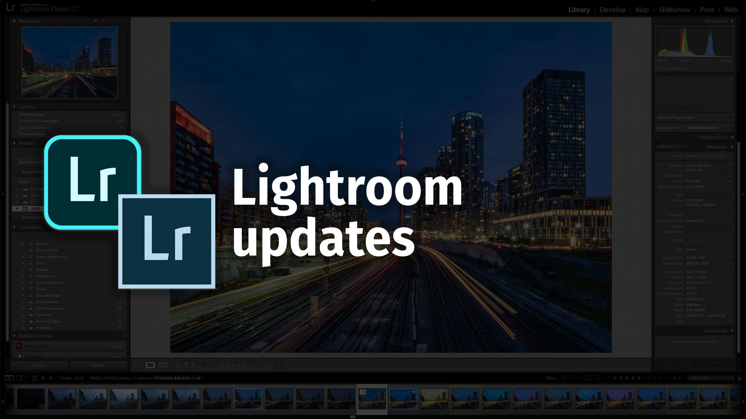 Adobe adds new Texture slider, contextual help and tutorials to Lightroom ecosystem