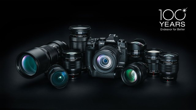 Olympus celebrates 100 years with website and short documentary
