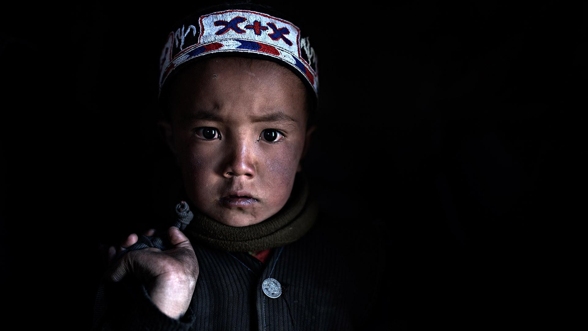 "Photofocus Photographer of the Day is Robertino Radovix with ""Kirghizi."""