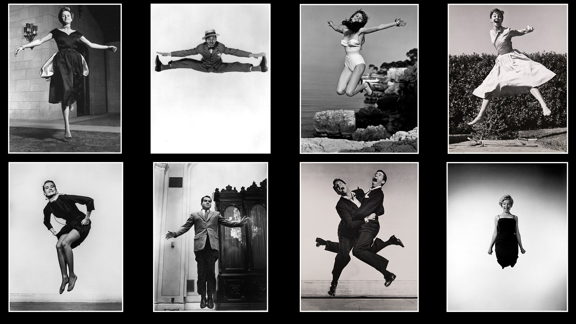 On Photography: Philippe Halsman Jumpology