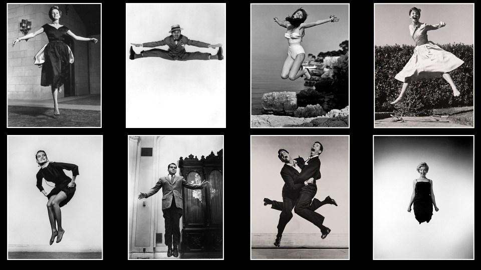 On Photography: Philippe Halsman Jumpology