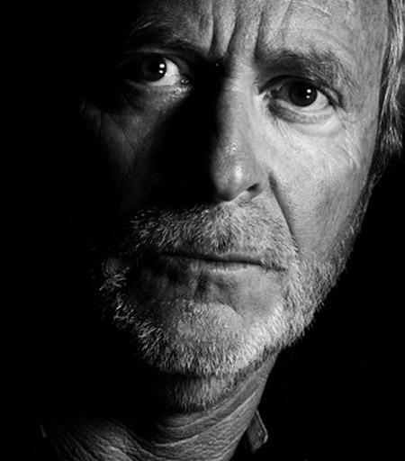 Greg Gorman by Mark Kitaoka 2010