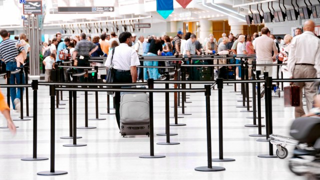 Photographers should get TSA PreCheck