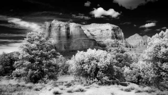 Infrared photography extends your options