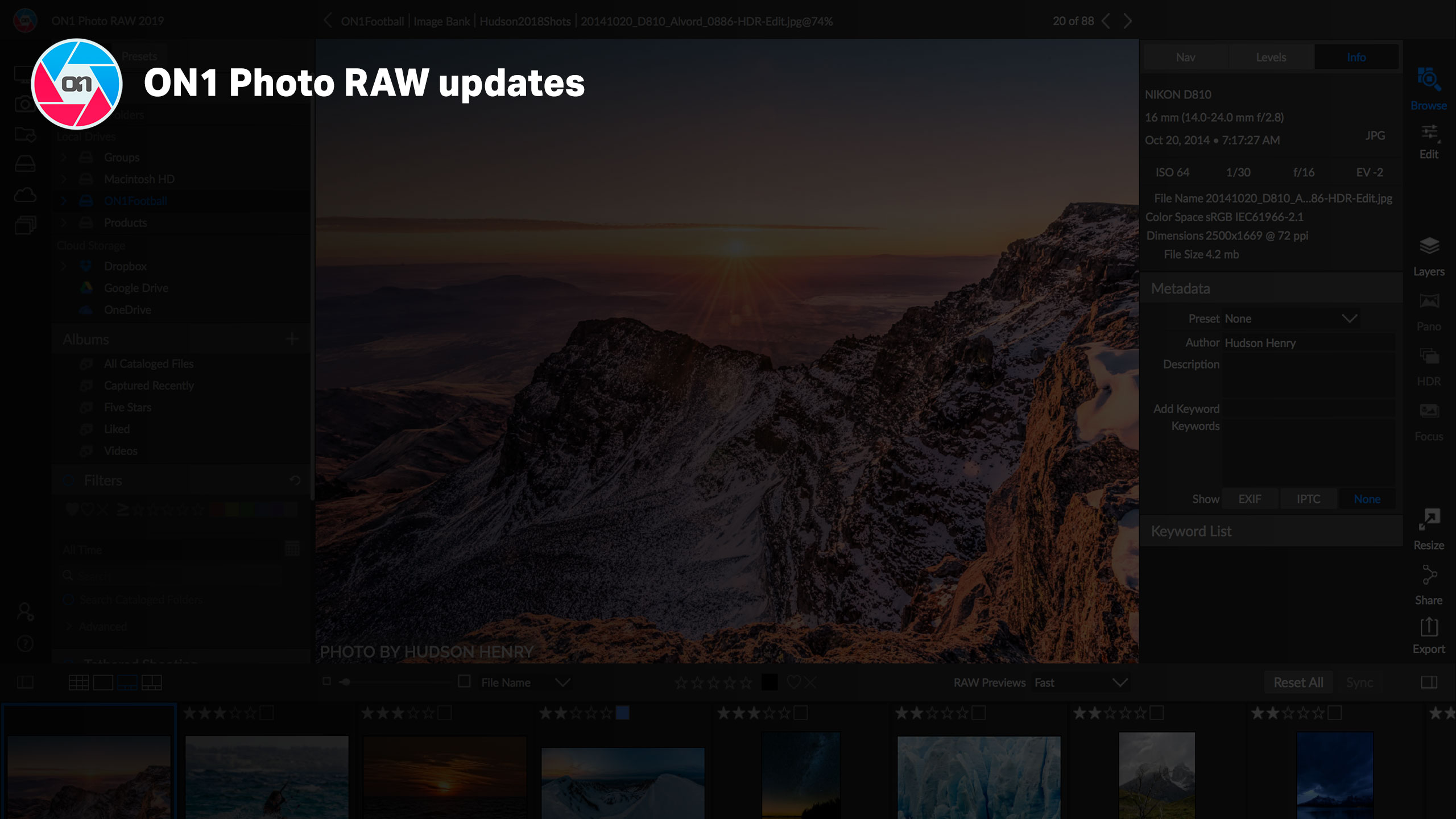Luminar 2020 Review.On1 Announces On1 Photo Raw 2020 And Three New Products