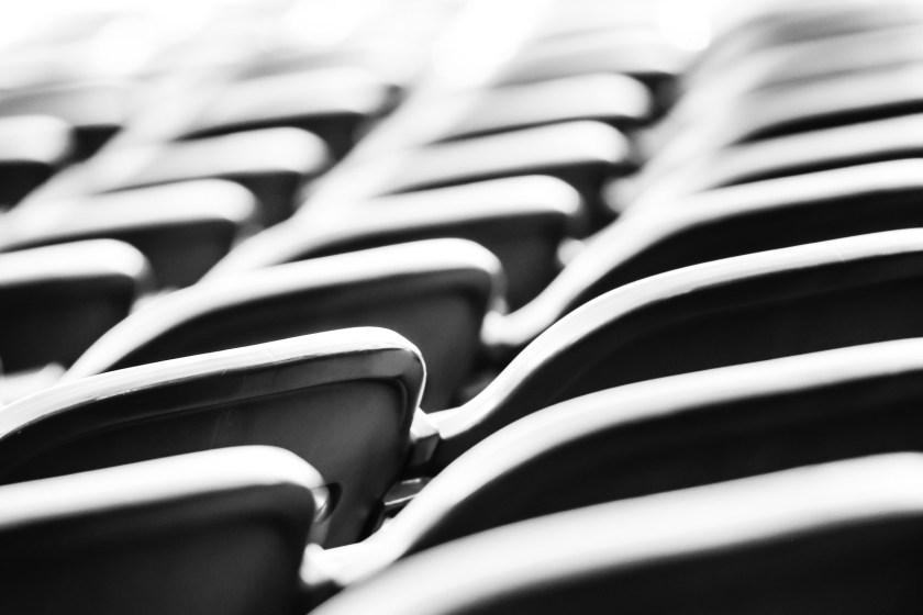 stadium seat shapes