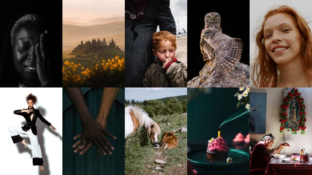 Adobe announces Rising Stars of Photography for 2019