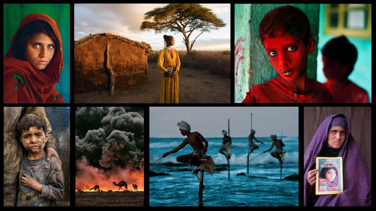 2019-10-06 On Photography Steve McCurry