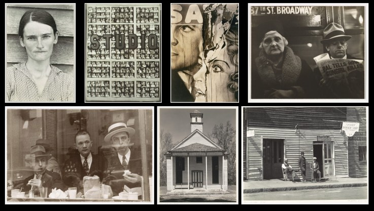 On Photography — the photographs of Walker Evans