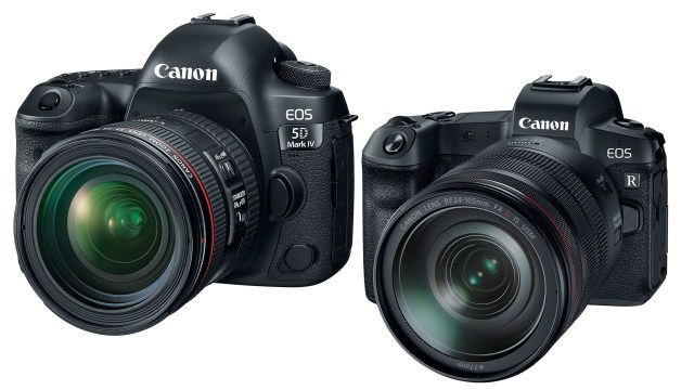 Win a new Canon camera!