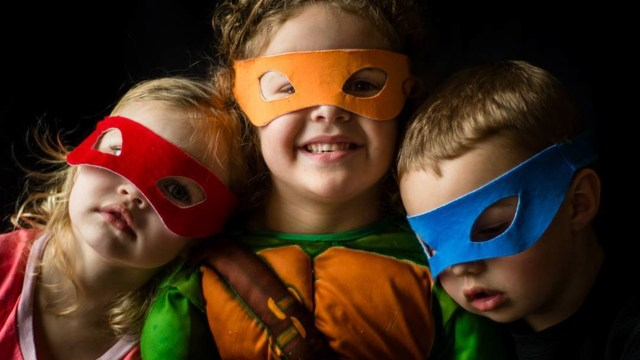 How to make the most of trick-or-treating with your camera