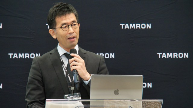 Tamron announces mirrorless lenses for Sony E-Mount