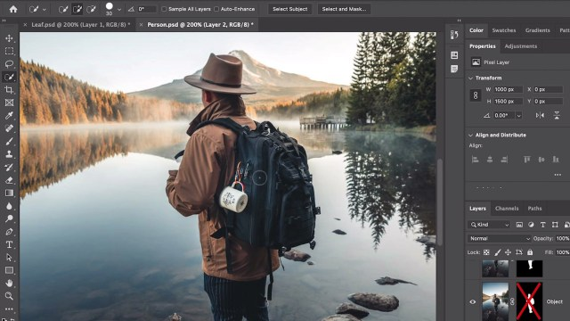 Learn from Matt Kloskowski: What Photoshop auto selection tool to use