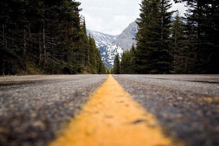 Going to the Sun Road, Glacier National Park, Montana ISO 200; 1/200 sec.; f/4.5; 26mm
