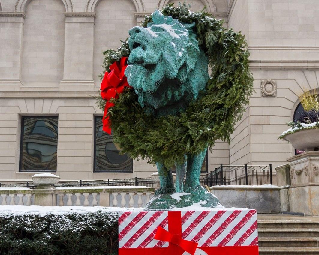 Art-Institute-Lion