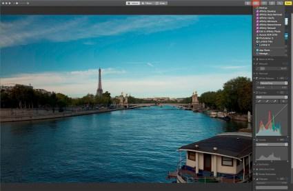 Editing with Luminar 4 V2