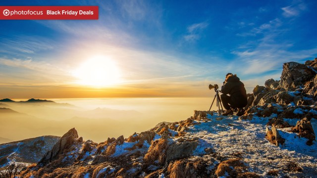 Great camera and lens savings for Black Friday