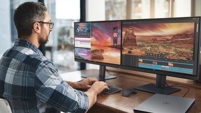 Exploring Dell's latest monitor lineup