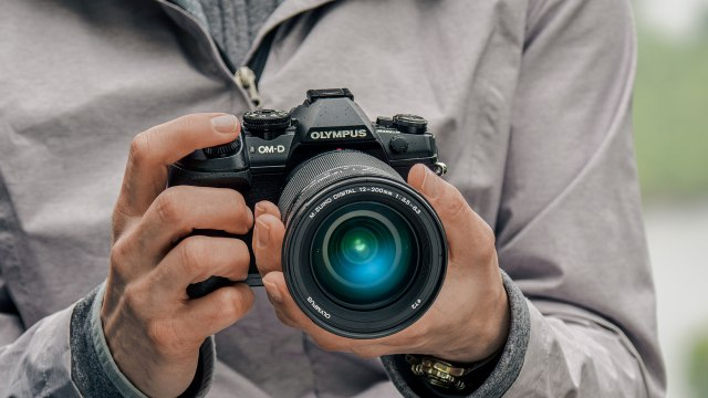 No, Olympus isn't shutting its doors