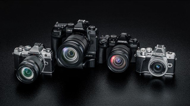 Olympus addresses rumors of sale