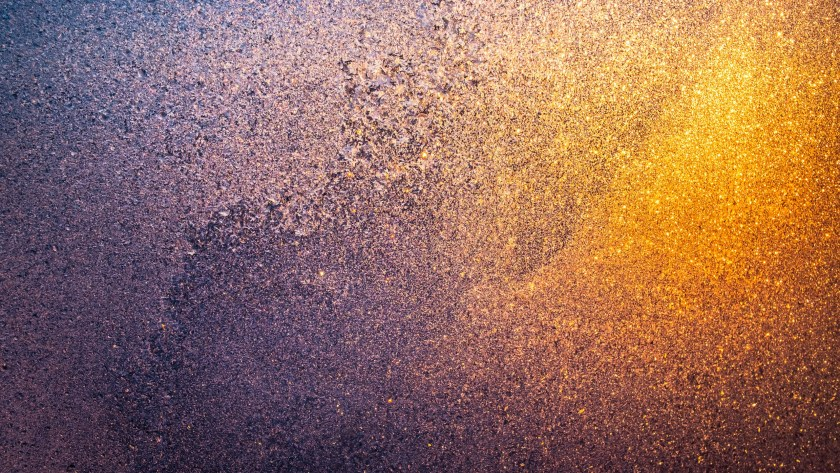 """""""As morning replaces night - frosty abstract"""" earns Jim Restall Photographer of the Day honors on Photofocus"""
