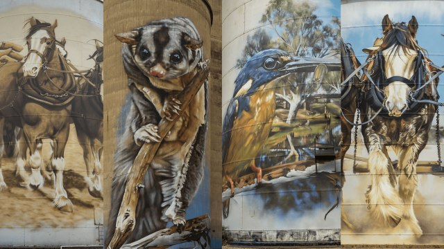 Victorian silo art, part two
