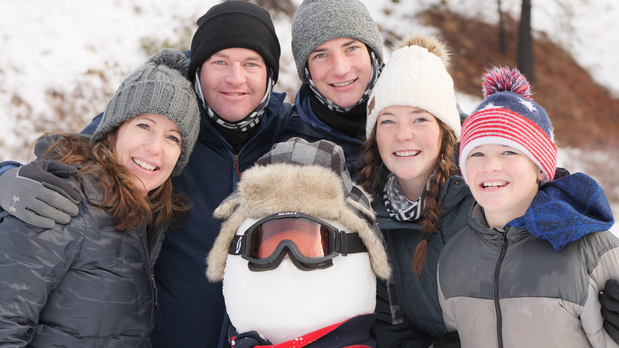 Portrait Tips: How to photograph people on snow | Photofocus