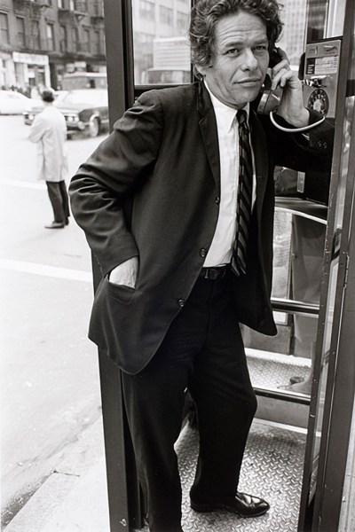 Garry Winogrand the street photographer of his generation