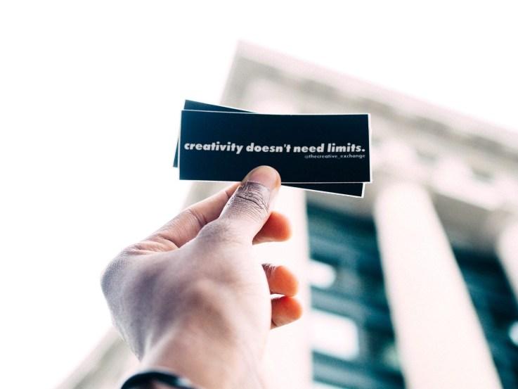 Creativity inspiring photography quote