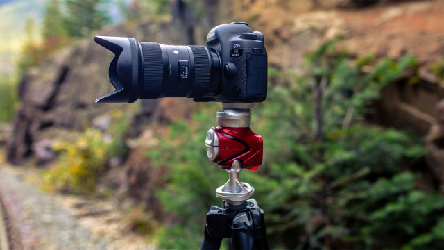 Platypod announces details of the Platyball ball head