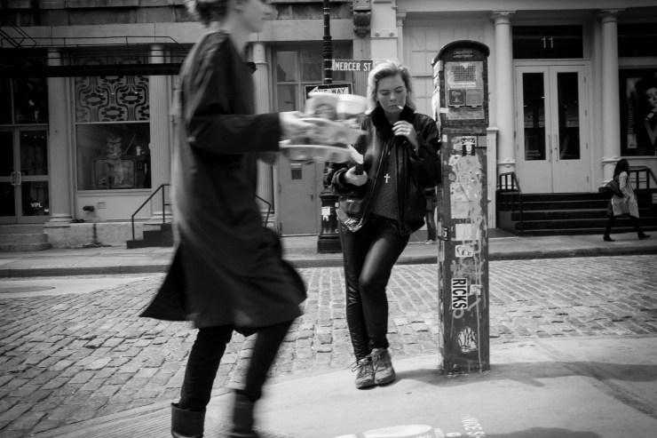 Intimate Street Photography