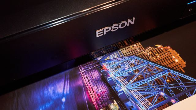 Epson Legacy Textured takes premium to a different roll