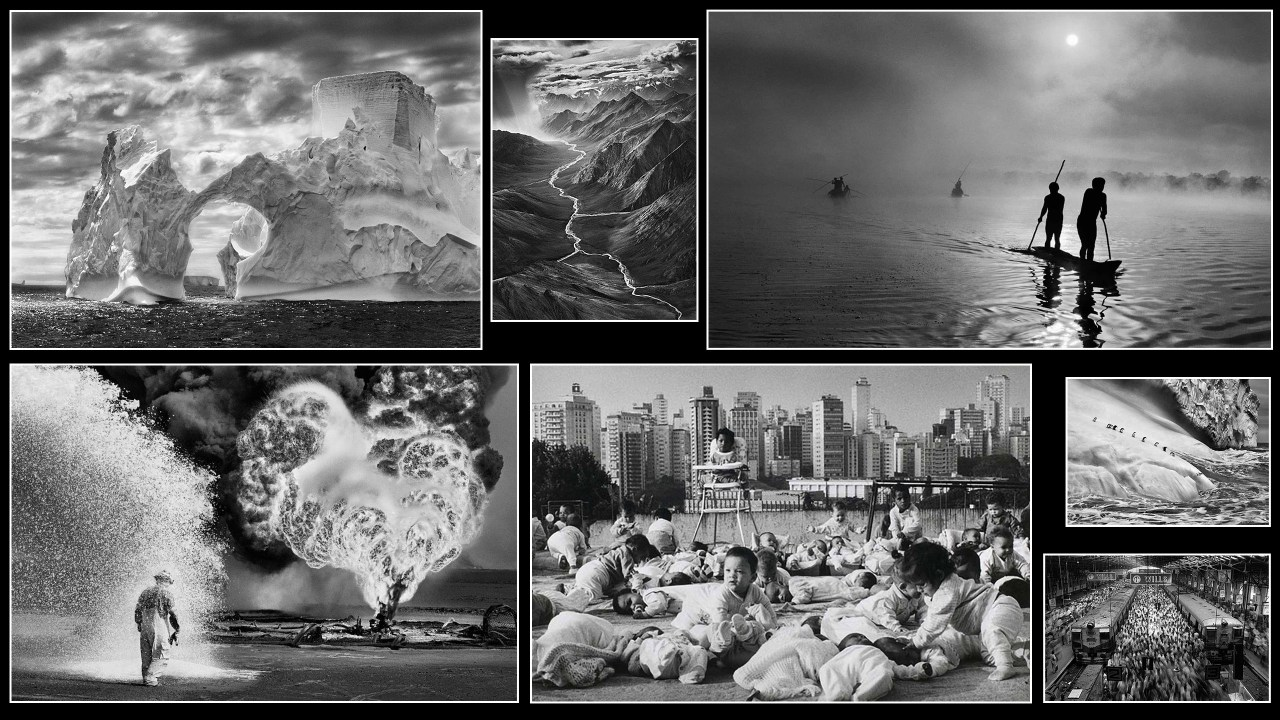 On Photography: Sebastião Salgado, 1944-present