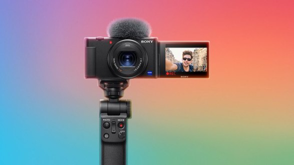 Sony introduces ZV-1 vlogging camera