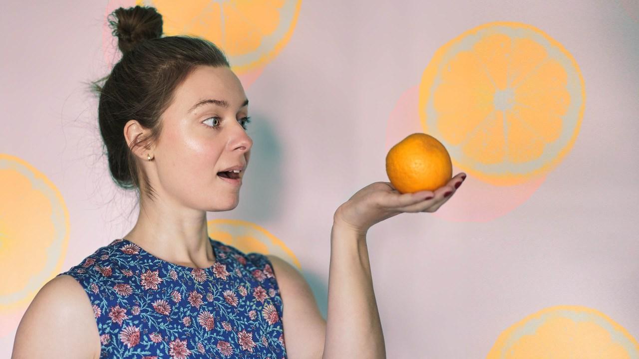 My new orange