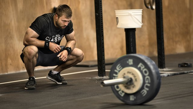 CrossFit: Returning to my roots