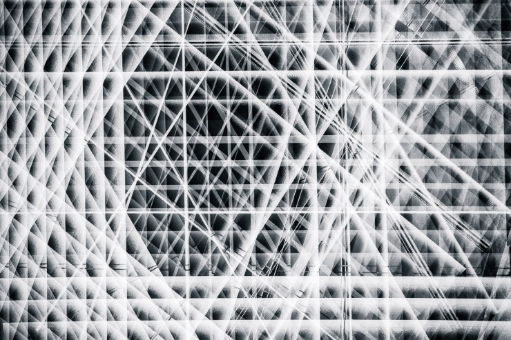 multiple exposure window blinds