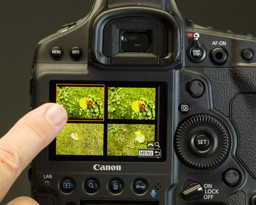 New flagship camera review: Canon 1Dx Mark III