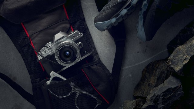 Olympus unveils OM-D E-M10 Mark IV, 100-400mm lens