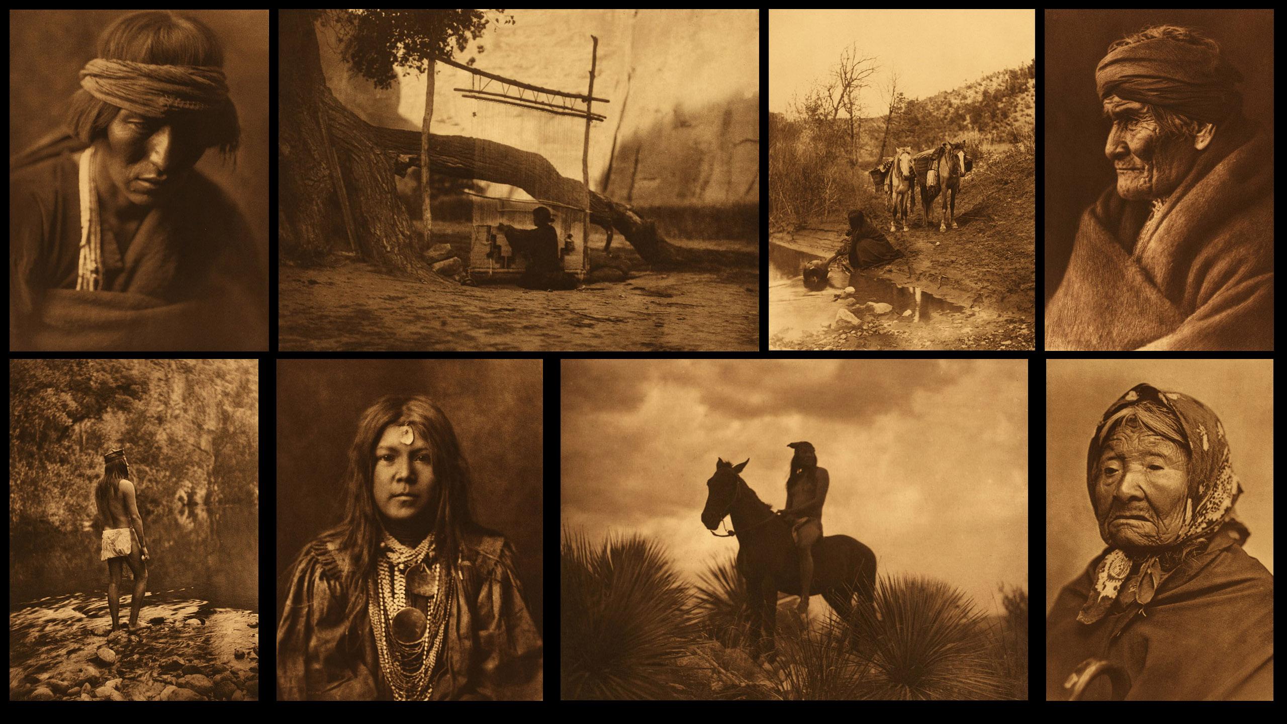 On Photography: Edward Sheriff Curtis, 1868-1952