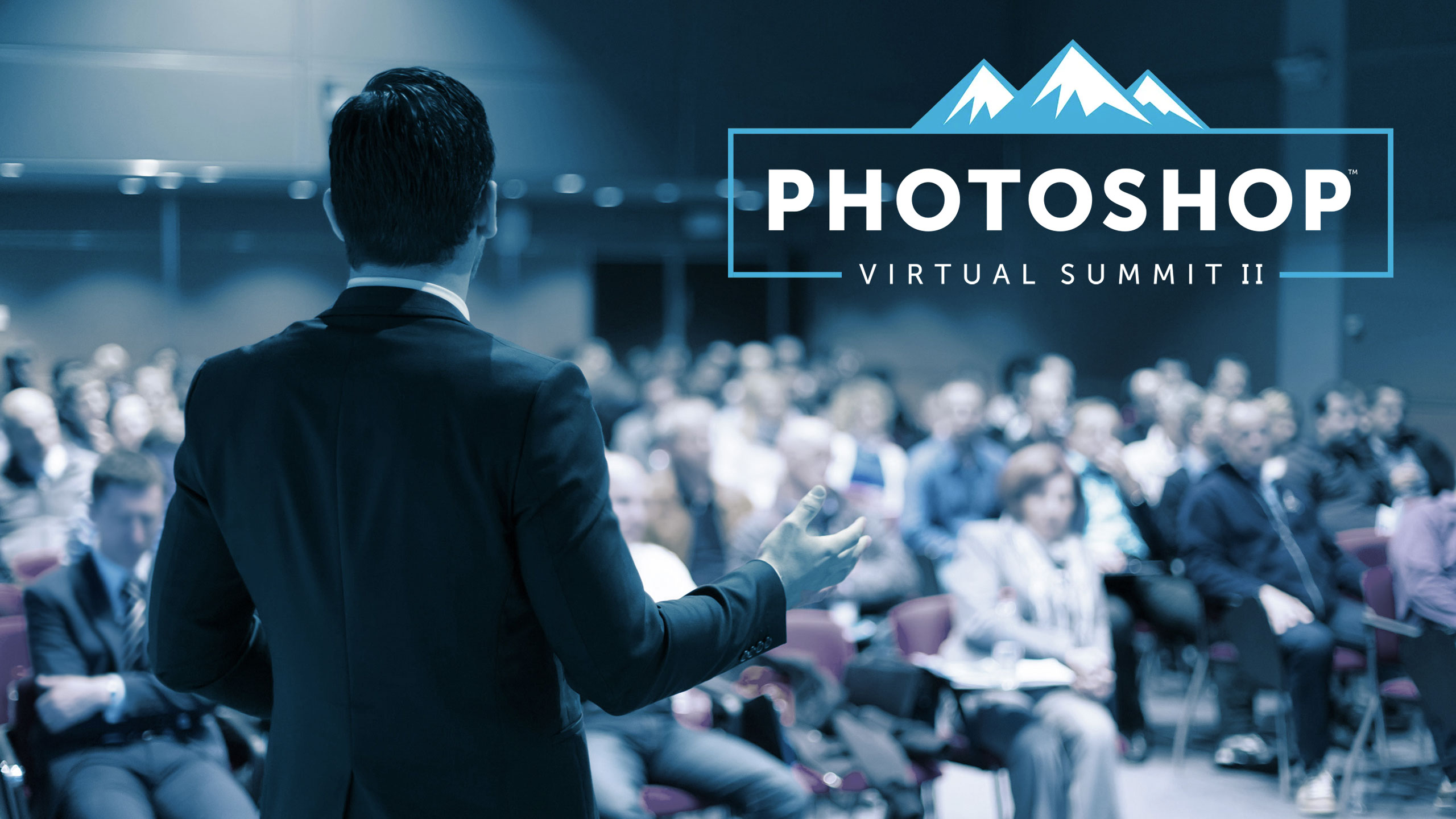 Enter to win a VIP Access pass to the Photoshop Summit II!