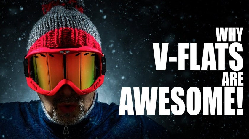 Why V-Flats Are Awesome! | Take and Make Great Photography with Gavin Hoey - youtube