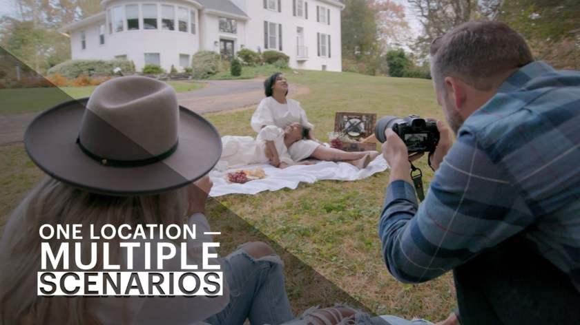 One Location — Multiple Scenarios - vimeo