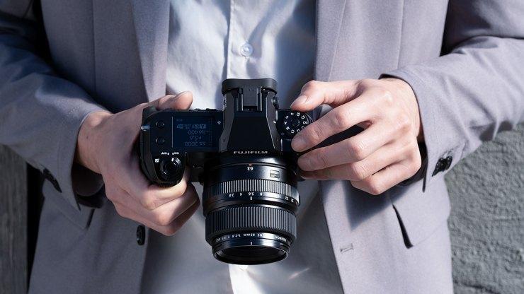 medium format cameras - Fujifilm gfx 100s