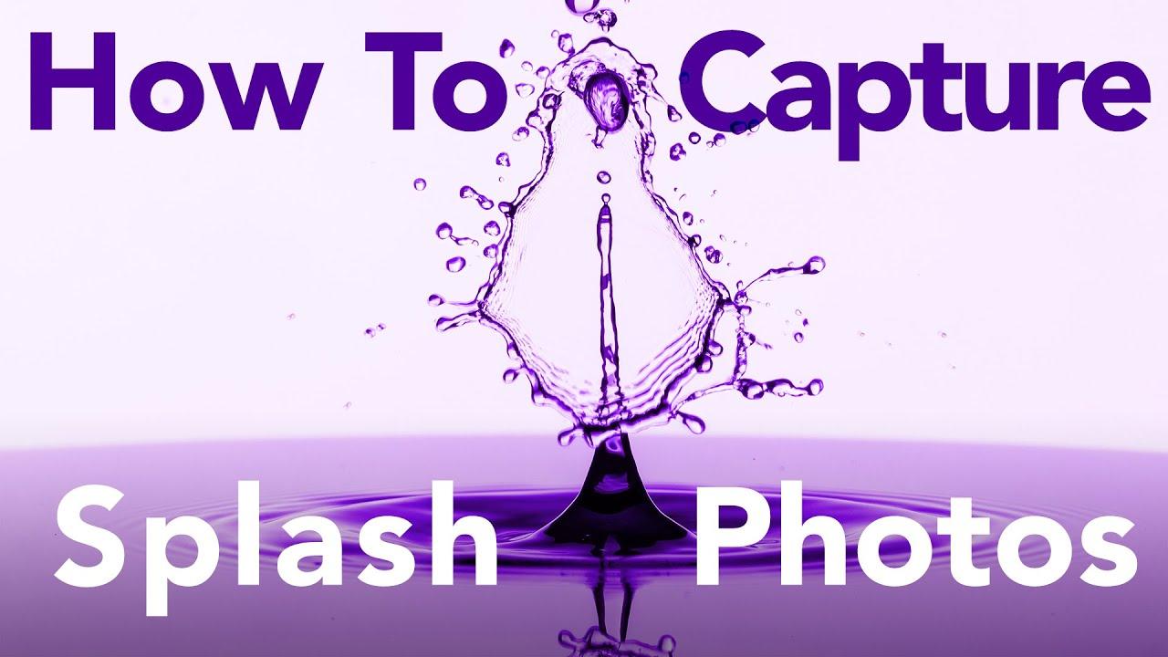 photofocus.com - Joy Celine Asto - Macro photography tip: Capture water drops with a splash kit